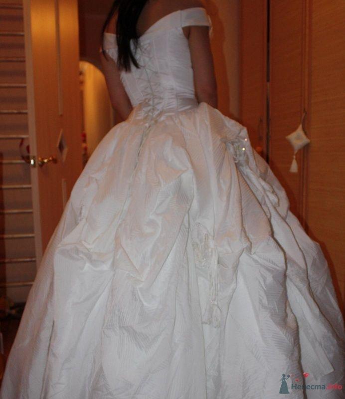 свадебное платье - фото 24524 qwerty303030