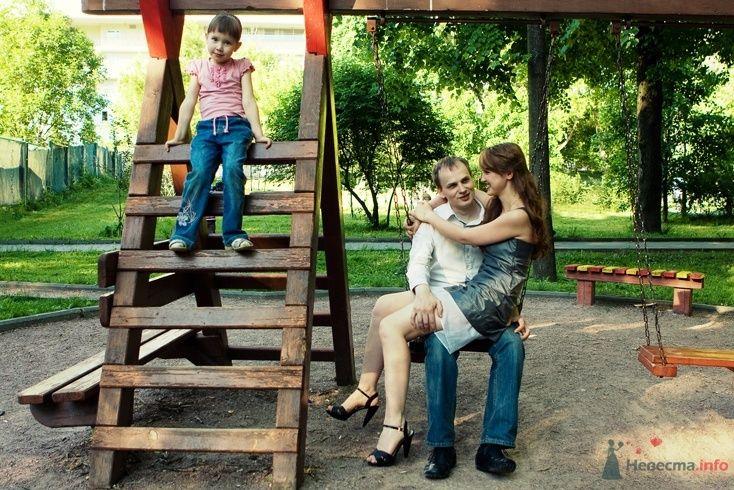Фото 33133 в коллекции Семейная фотосъемка, LoveStory