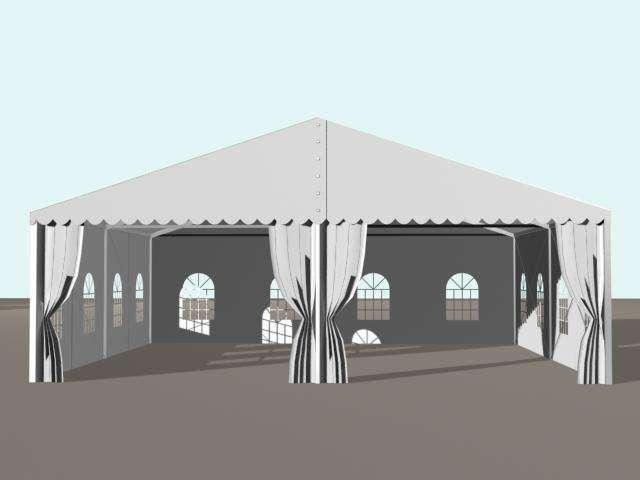 Двускатный павильон - фото 4593543 Mr. Shater - аренда шатров и тентов