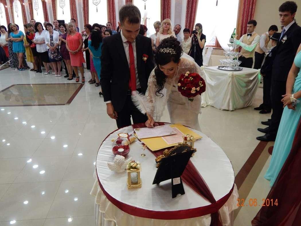 Выездная церемония Саши и Тамилы - фото 4599859 Ведущая праздничных событий Ольга Гадырка