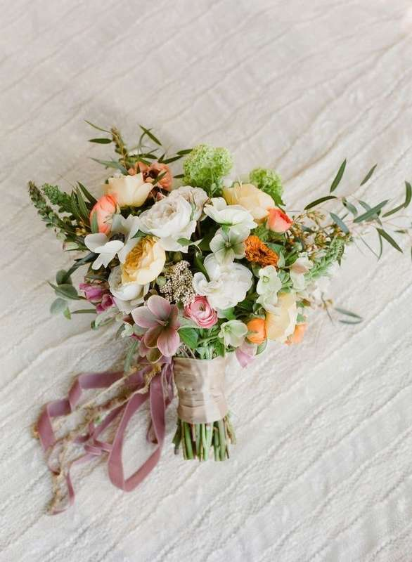 Фото 4628367 в коллекции Свадебное вдохновение от El Fleurs - Студия цветов El Fleurs