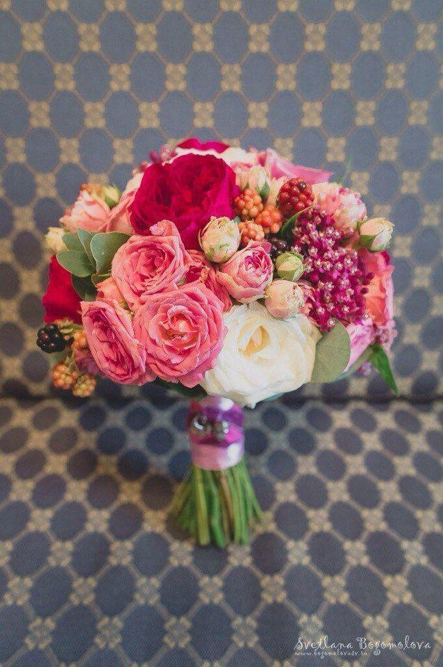 Фото 4628467 в коллекции Свадебное вдохновение от El Fleurs - Студия цветов El Fleurs