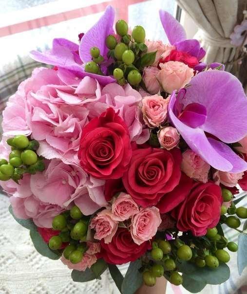 Фото 4628647 в коллекции Свадьбы. Архив. Букеты - Студия цветов El Fleurs