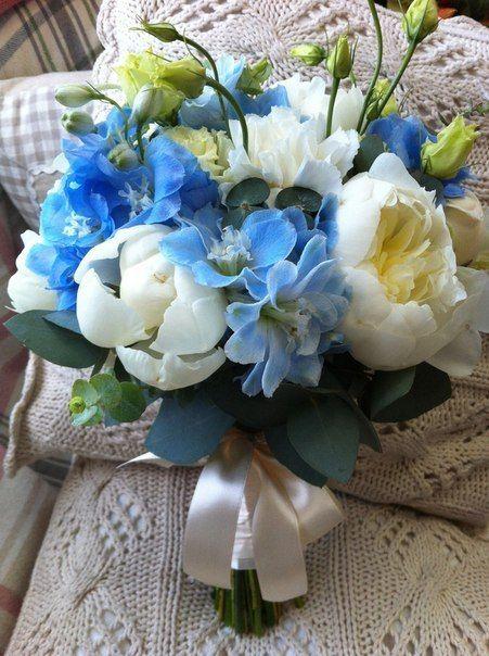 Фото 4628649 в коллекции Свадьбы. Архив. Букеты - Студия цветов El Fleurs
