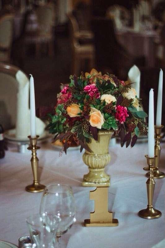 Фото 4628699 в коллекции Свадьбы. Архив. Букеты - Студия цветов El Fleurs