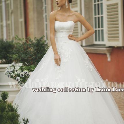 Свадебное платье Амбрелия от Ирина Люкс