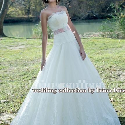 Свадебное платье Лесли от Ирина Люкс