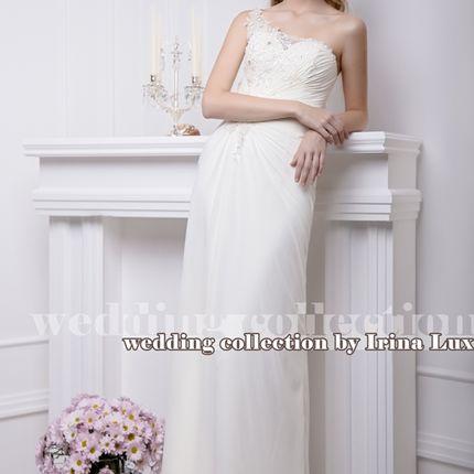 Свадебное платье Агнесса от Ирина Люкс
