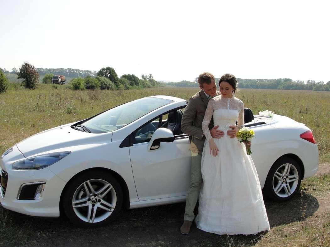 Фото 4726891 в коллекции свадьба Ирины и Антона 9 августа 2014 г. - Кабриолет В Саранске