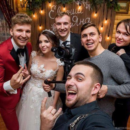 Проведение свадьбы + диджей + аппаратура, 6-7 часов