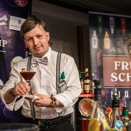 Выездной бар и услуги бармена
