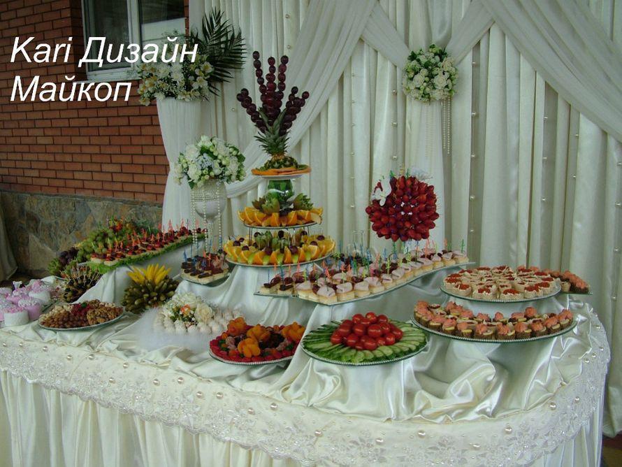 Фото 4899483 в коллекции Свадебный салон Kari Дизайн - Kari Дизайн  - оформление свадеб