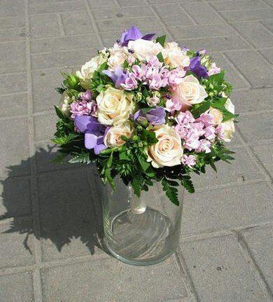 Фото 4905427 в коллекции Букеты невесты - Салон цветов Любой Каприз