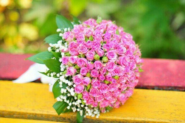 Фото 4905571 в коллекции Букеты невесты - Салон цветов Любой Каприз