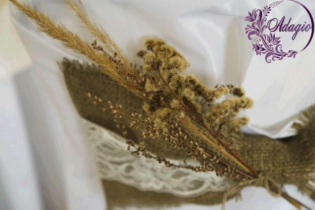 """Фото 4916539 в коллекции Свадьба в стиле rustic - """"Adagio"""" - свадебный декор"""