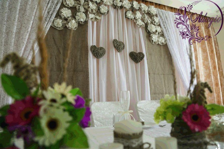 """Фото 4916581 в коллекции Свадьба в стиле rustic - """"Adagio"""" - свадебный декор"""
