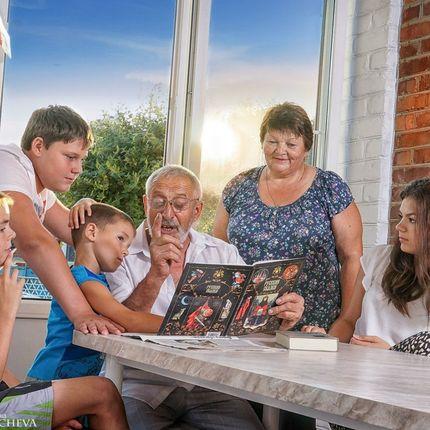Семейная фотосъёмка, стоимость за 1 час