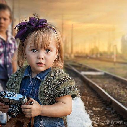 Детская тематическая фотосъёмка, стоимость за 1 час