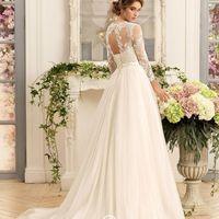 Коллекция 2016 - Impression Свадебное платье - 15353 Смотрите цены в каталоге на нашем сайте -  Запись на примерку 8 (495) 645-19-08