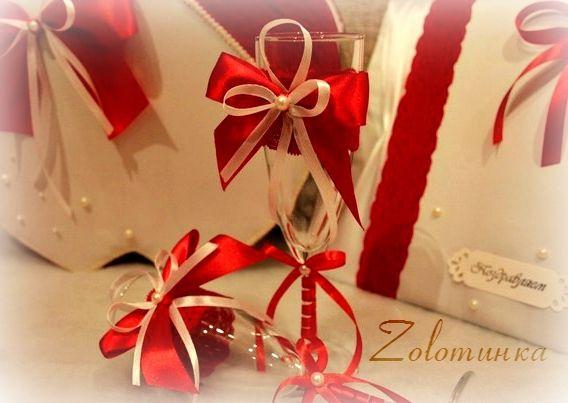 Фото 6342949 в коллекции Портфолио - Мастерская свадебных аксессуаров Zoloтинка