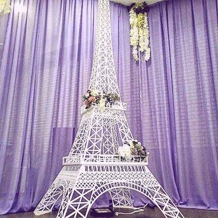 Аренда декора Эйфелева башня