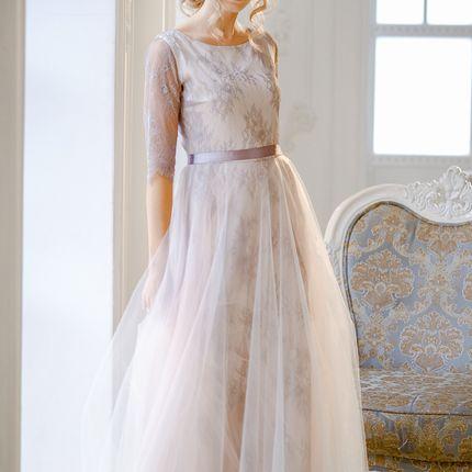 """Свадебное платье """"Мулан"""""""