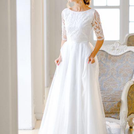 """Свадебное платье """"Тиана"""""""