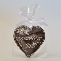 чёрно-белый шоколад