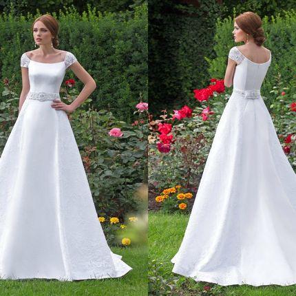 Свадебное платье Прасковья