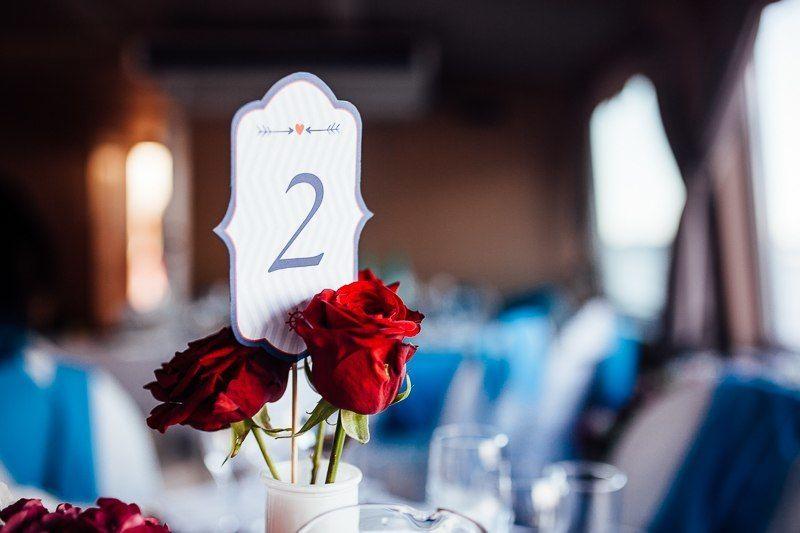 """Фото 6886362 в коллекции Морская Свадьба 10.09.15 - Студия флористики и декора """"Лужайка"""""""