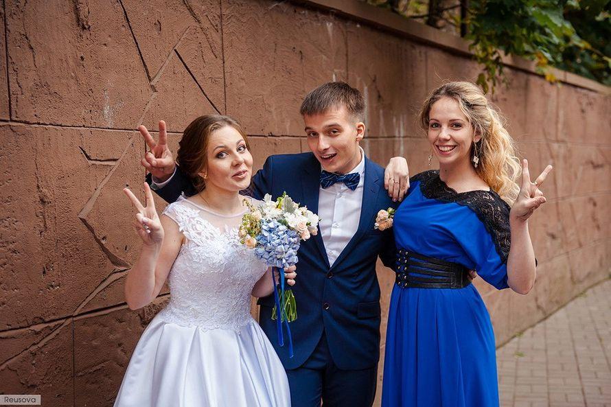 Фото 17114300 в коллекции Свадебное - Ведущая Анастасия Трубович