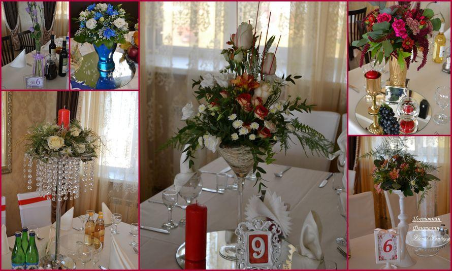 Фото 5116959 в коллекции Портфолио - Цветочная Фантазия - Цветы и Декор