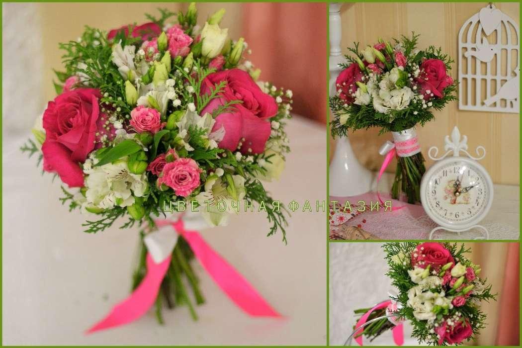 Фото 6818680 в коллекции Букет невесты - Цветочная Фантазия - Цветы и Декор