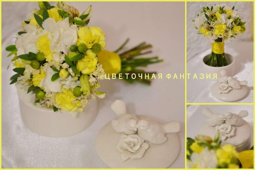 Фото 6818690 в коллекции Букет невесты - Цветочная Фантазия - Цветы и Декор