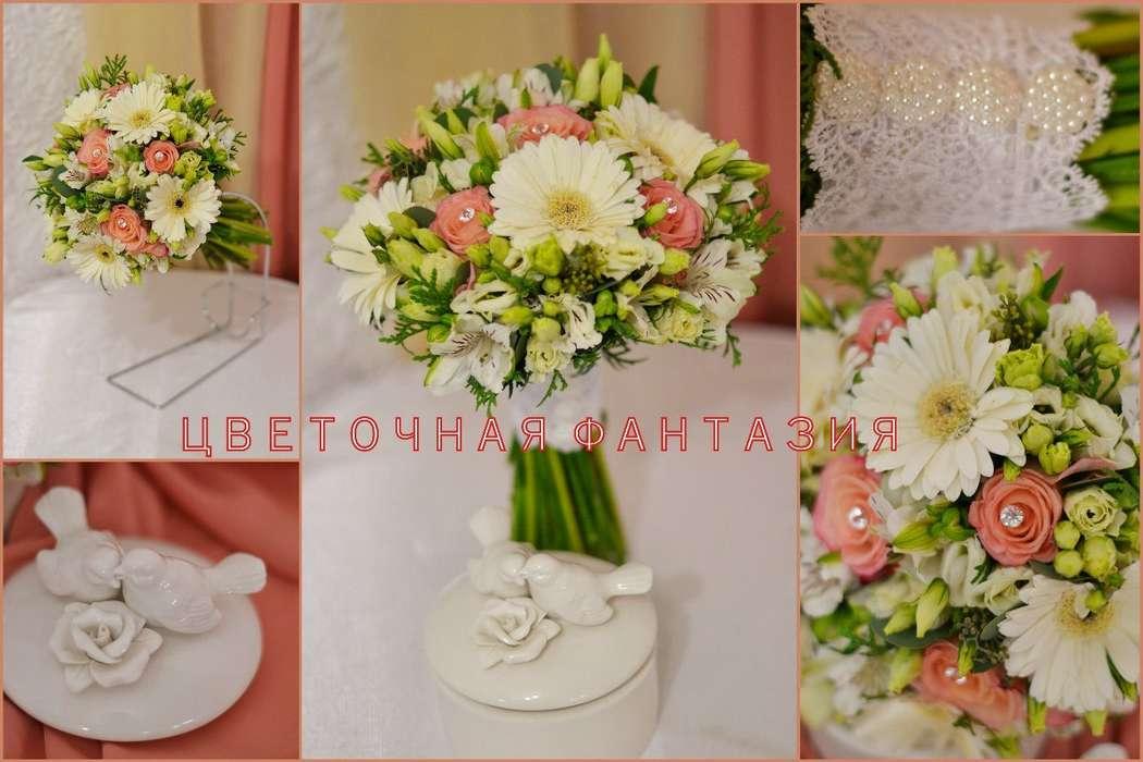 Фото 6818692 в коллекции Букет невесты - Цветочная Фантазия - Цветы и Декор