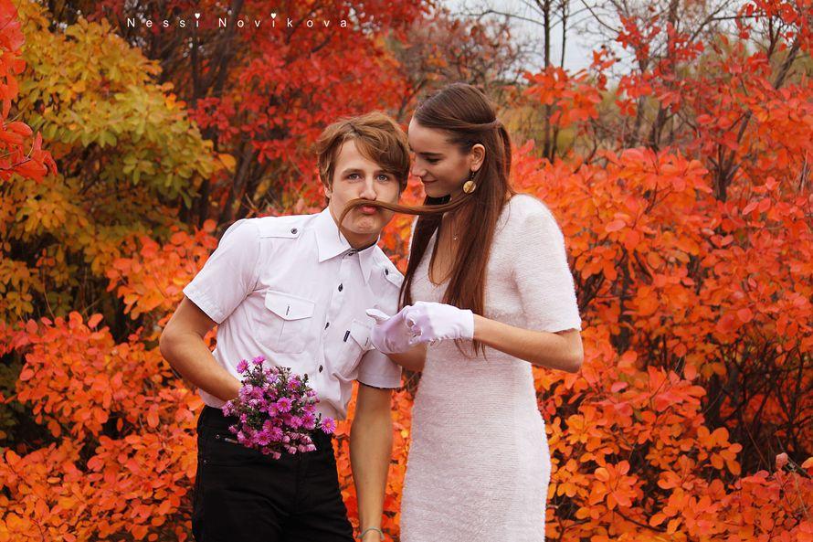 Фото 5055893 в коллекции Яркая осень - Фотограф Nessi Novaya