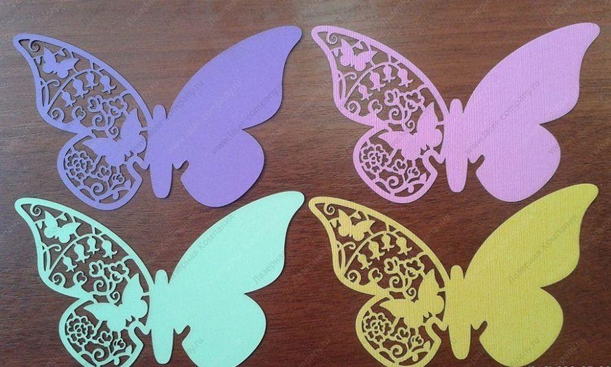 Сделать бабочку своими руками из картона