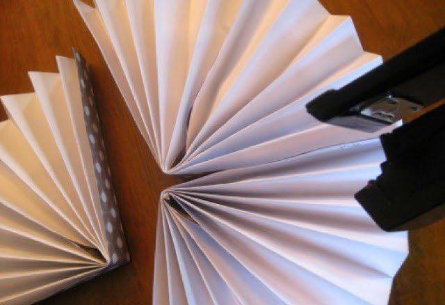 Зонтики на стену из бумаги своими руками 17