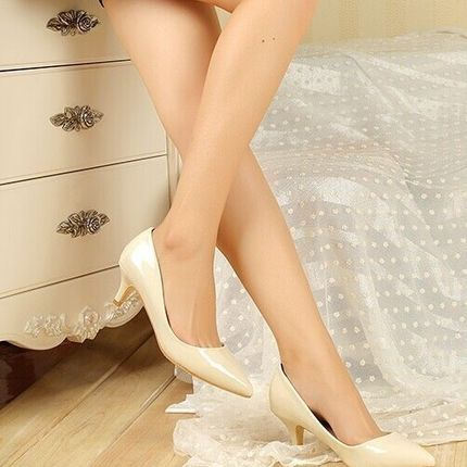 Свадебные туфли шампань 39