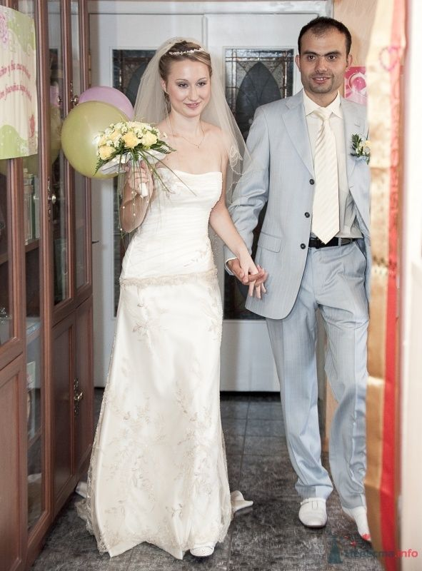 Фото 46375 в коллекции наша свадьба