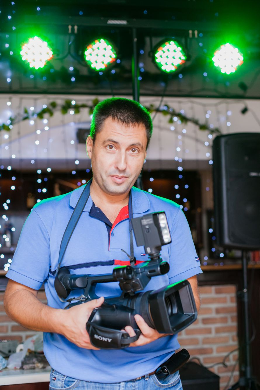 Видеосъёмка полного дня - пакет Классика