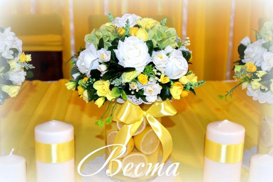 Фото 5134205 в коллекции Портфолио - Vesta Deluxe - оформление свадеб