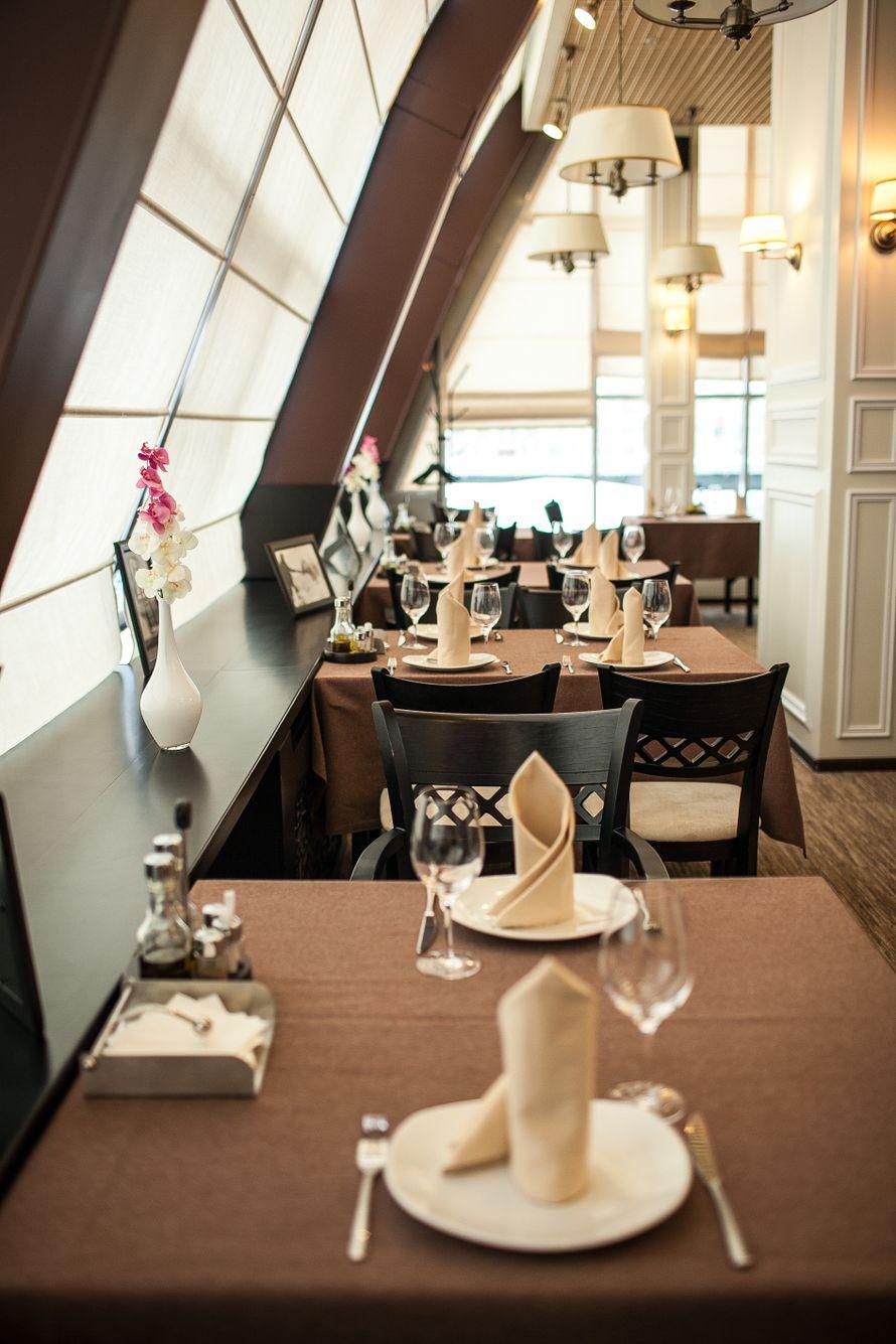 Фото 5136387 в коллекции Ресторан Веранда - Триумф Отель
