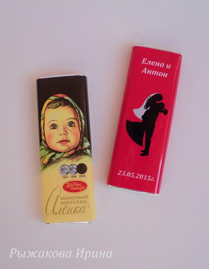 оформление шоколада - фото 5479769 Свит дизайн Рыжакова Ирина