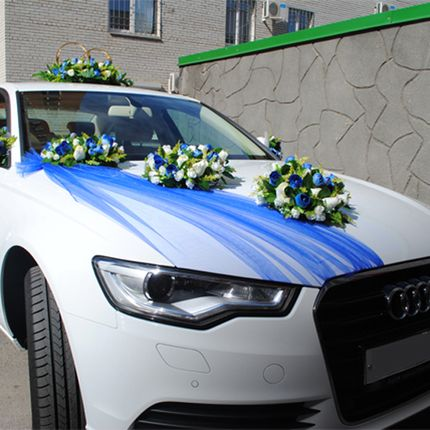 Свадебное авто Audi A6