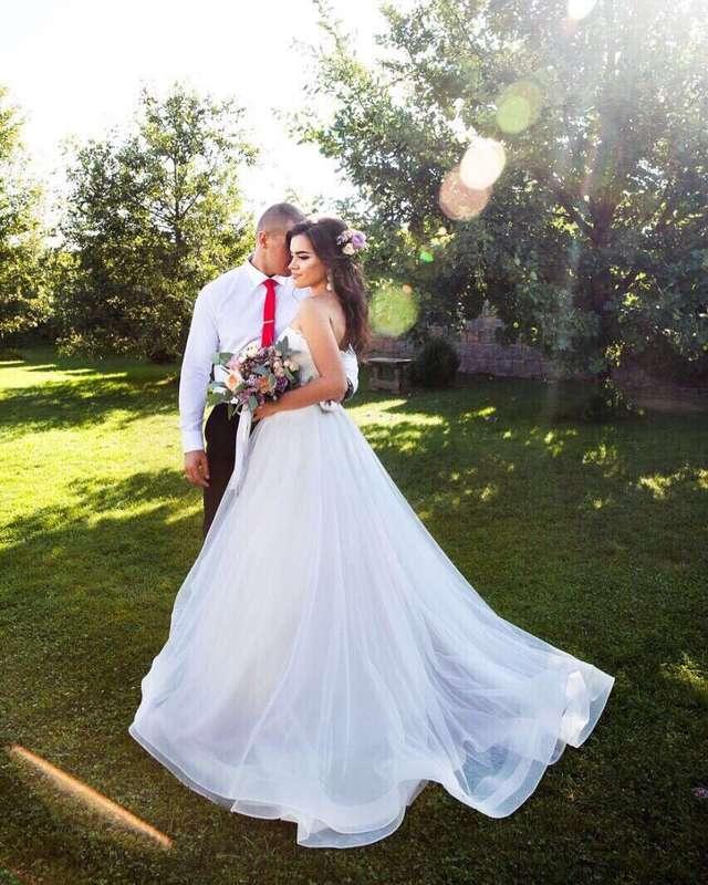 """Свадебное платье """"Ангела"""" - фото 12249020 Свадебный салон DIONI"""