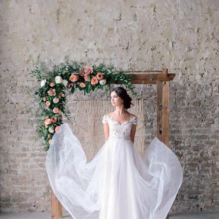 Свадебное платье Скай (KA)