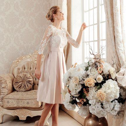 Свадебное платье Лия (VK)