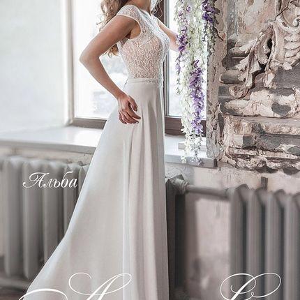 Свадебное платье Альба (AL)