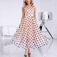 Джейн (FL)Коктейльное платье из атласного верха и фатиновой юбки